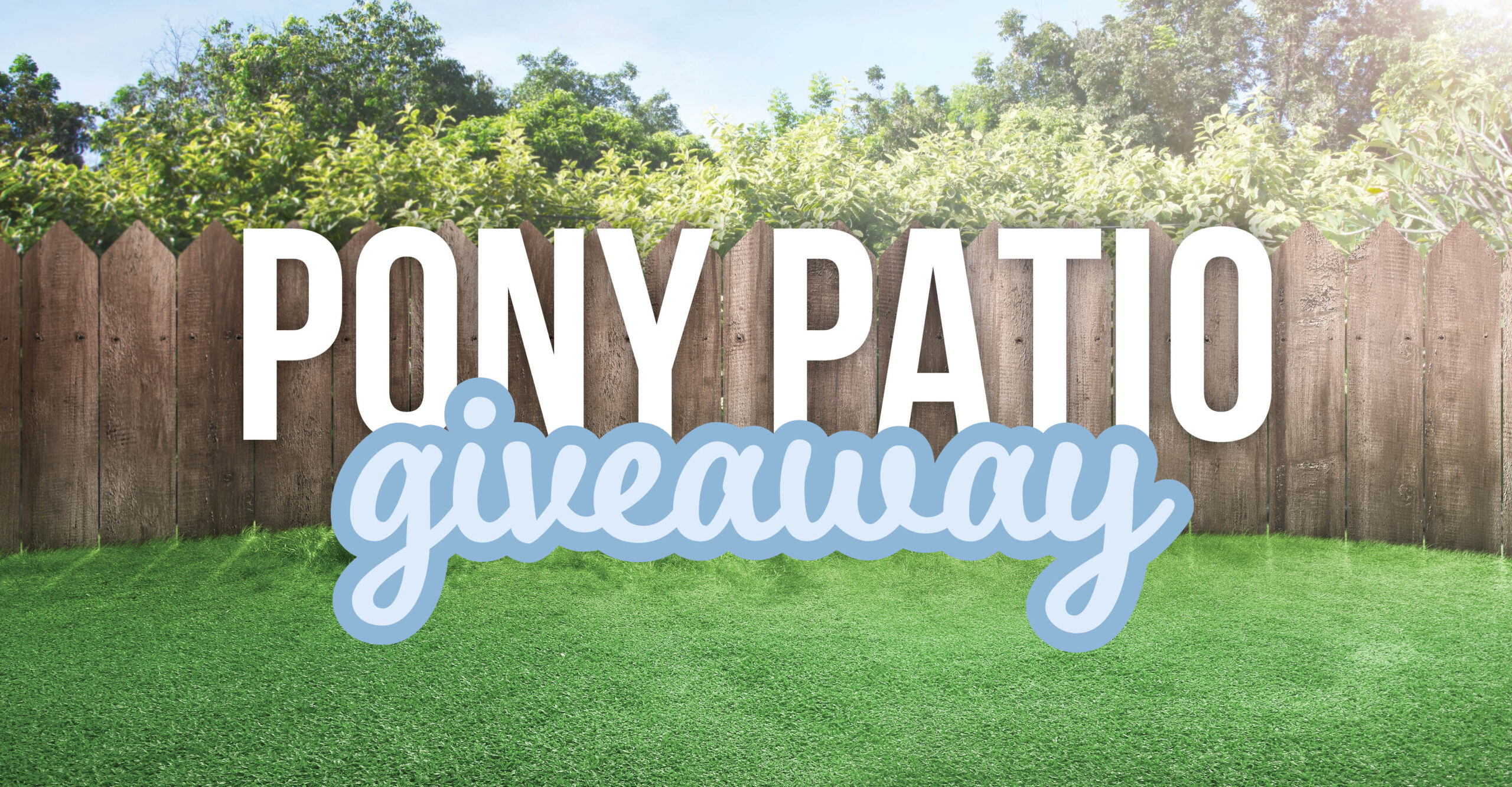 Golden Pony Casino May Pony Patio Giveaway